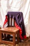 Civil War Coat stock image