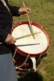 Civil war drummer 1 Stock Images