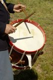 Civil war drummer 2 Royalty Free Stock Photo