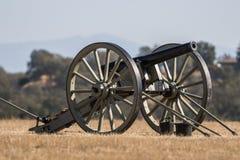 Civil War Era Cannon Royalty Free Stock Photography
