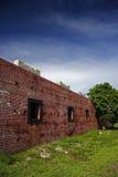 Civil War Era Fort. East Martello Tower, an old Civil War era fort in the Florida Keys Stock Photo