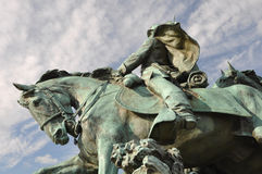 Civil War Memorial Stock Images