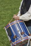 Civil War military drum Royalty Free Stock Images