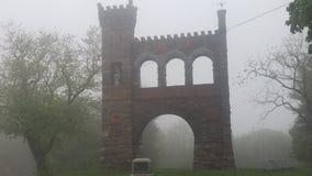 Civil war monument Stock Photo