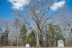Civil War Monuments. Stock Images