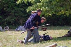 Civil War Reenactment Stock Photos