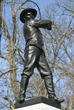 Civil War Soldier Stock Image