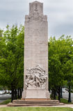 Civil War Soldiers Memorial Philadelphia Stock Photography