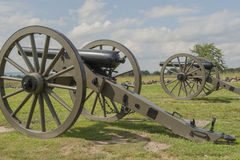 Civil War Weapons Stock Photography