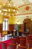 Civil wedding house. Empty civil wedding house in Gdansk, Poland Royalty Free Stock Photography