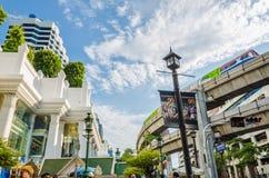 Civilisation d'urbain à Bangkok Image libre de droits