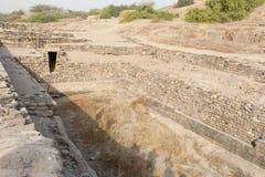 Civilização de Harappa imagens de stock