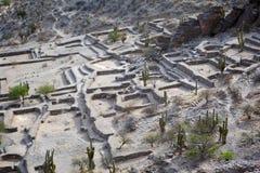 Civilización de Quilmes fotos de archivo