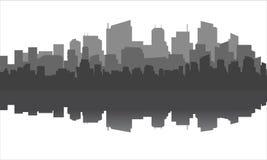 Civilización urbana moderna libre illustration