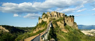 Civita Fotografie Stock