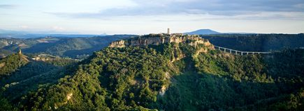 Civita Fotografia de Stock Royalty Free