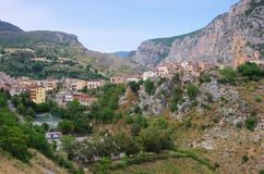 Civita Royalty Free Stock Photography
