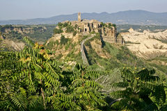 Civita of Bagnoregio Royalty Free Stock Photos