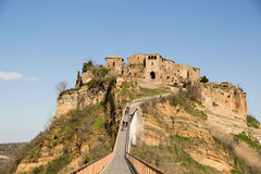 Civita Of Bagnoregio Stock Photos