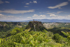Civita de Bagnoregio Photographie stock