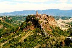 Civita di Bagnoregio imagen de archivo