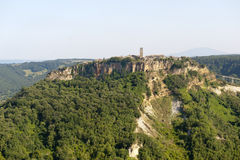 Civita di Bagnoregio (Italy) Royalty Free Stock Photography