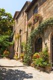 Civita di Bagnoregio, Italy Royalty Free Stock Image