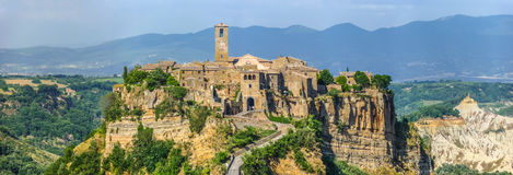 Civita di Bagnoregio, Lazio, Italy Royalty Free Stock Photo