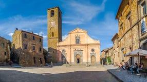 Civita di Bagnoregio, Lazio, Italy Stock Images