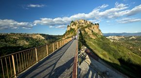 Civita Stock Image