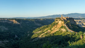 Civita di Bagnoregio Royalty Free Stock Image