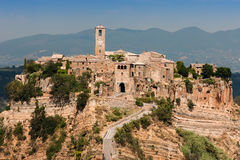 Civita di Bagnoregio, Viterbo Italy Royalty Free Stock Images
