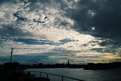 civitanova Марш Стоковая Фотография RF