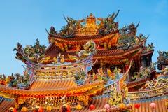 Ciyou Temple, Taipei - Taiwan Royalty Free Stock Photo