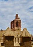 CKathedral de圣诞老人MarAaa la Menor圣多明哥 库存照片