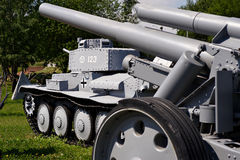 CKD de Wehrmacht d'armée de réservoir léger Praque 38 (t) Photo stock
