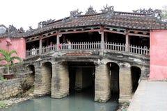 Cke do ¼ de Chua Cau Japanische Brà em Hoi An em Vietname fotos de stock royalty free