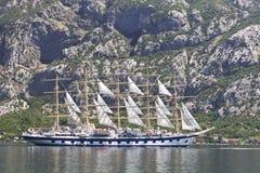 cążki statek Zdjęcie Royalty Free