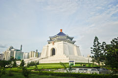 CKS Taiwan independence hall royalty free stock images