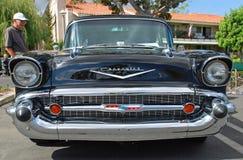 Clássico Chevrolet 1957 Imagem de Stock Royalty Free