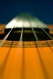 Clássico da guitarra Foto de Stock