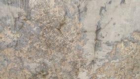 Clássico da parede do cimento fotos de stock