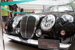 Clássico de Misuoka Himiko, carros do vintage Fotos de Stock