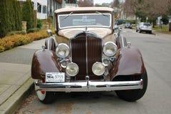 Clássico Rolls Royce 1937 Foto de Stock