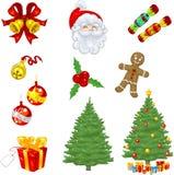 Clássicos do Natal Foto de Stock Royalty Free