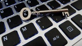 Clé Photo libre de droits