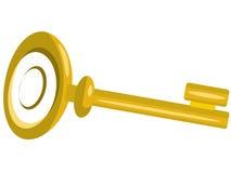clé Images stock