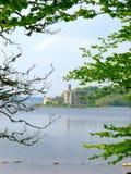 Clé de lac Image libre de droits