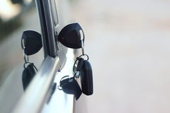 Clé de véhicule Image stock