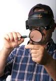 Clé-générateur Photographie stock libre de droits